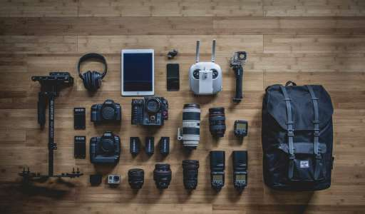 相机照片配件