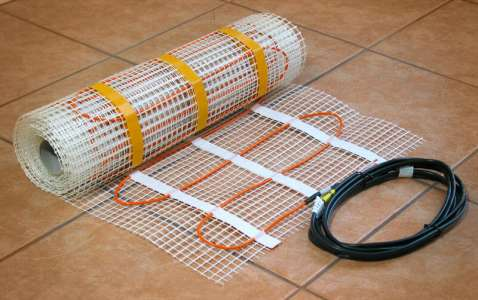 Floor Heating Systems Parts
