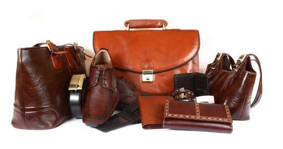 纺织和皮革制品