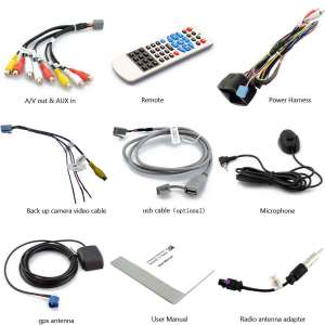 Radio TV Accessories