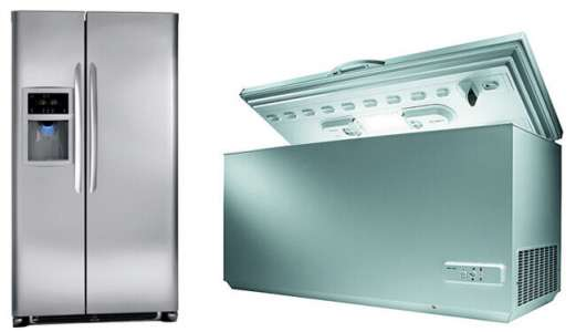 Refrigerators Freezers
